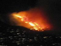 Santa Barbara Tea Fire