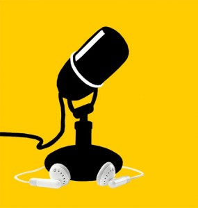 Podcasts are good for sellability, visbility, and credibility