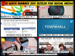 Steve Rubel Social Media Infographic