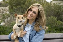 Guest blooger Poncho the Dog, and his mom, Certified Pet Dog Trainer Joan Mayer