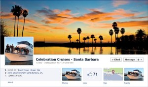 Celebration Cruises Santa Barbara FB Cover Photo