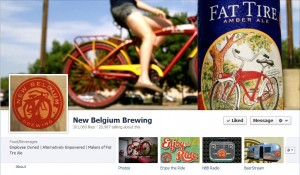 New Belgium FB Cover Photo