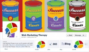 Web Marketing Therapy FB Cover Photo