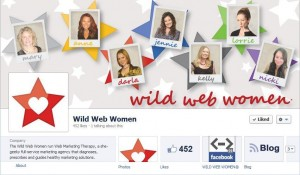Wild Web Women FB Cover Photo