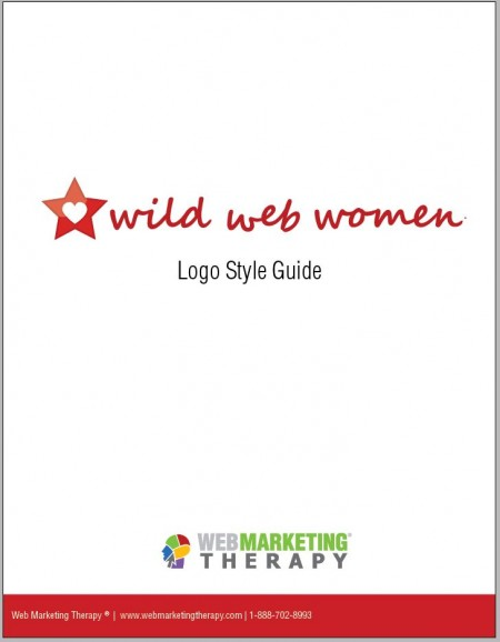 Web Marketing Therapy Style Guide Cover
