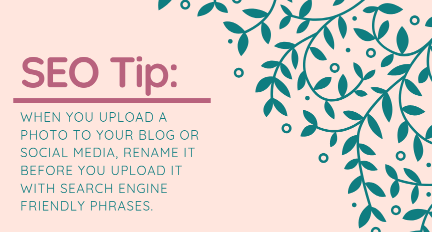Save Your Images with Search Engine Friendly Phrases