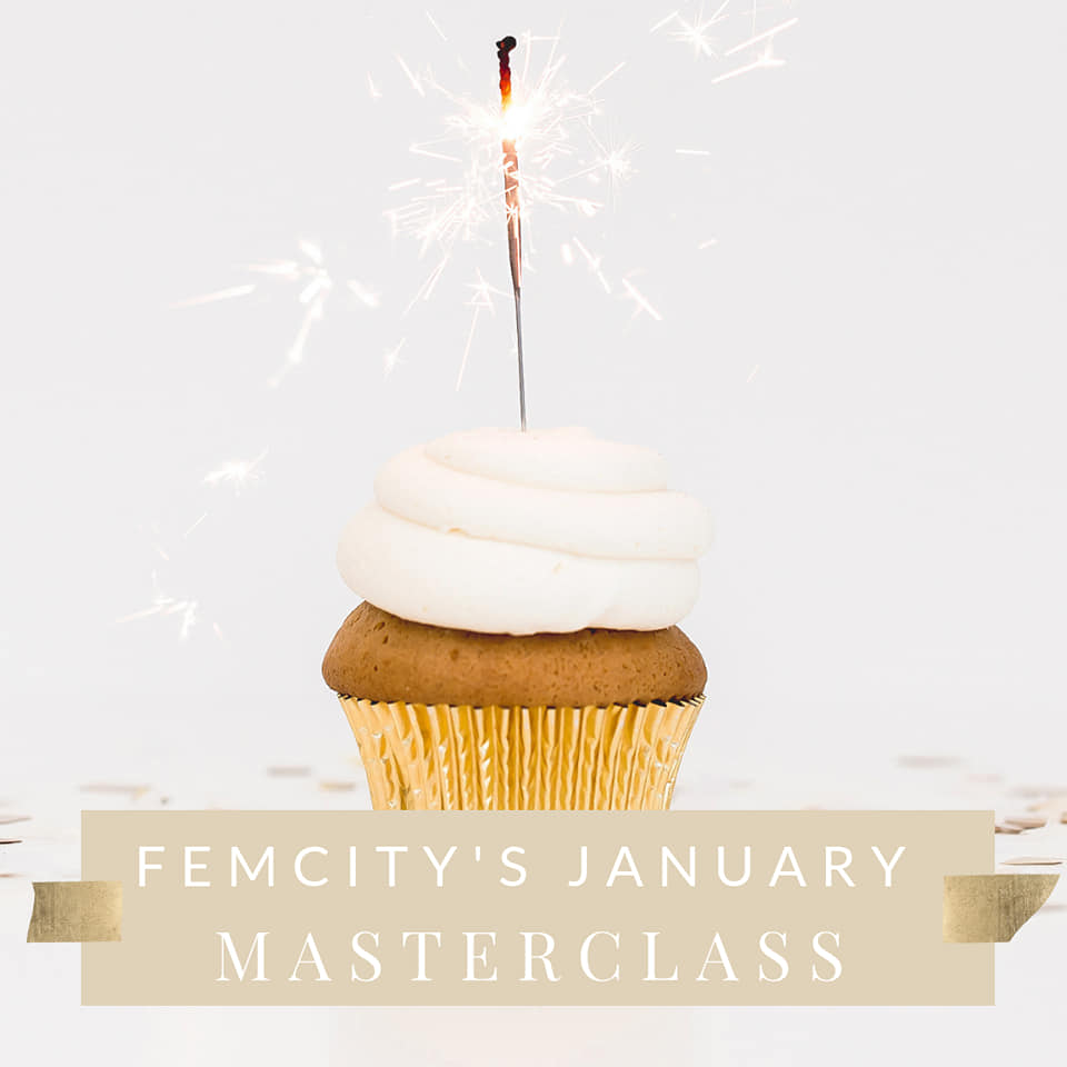 Lorrie Thomas Ross to speak at FemCity's January Masterclass Series