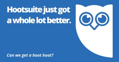 Hootsuite's Social Media Marketing Tool Just Got Better