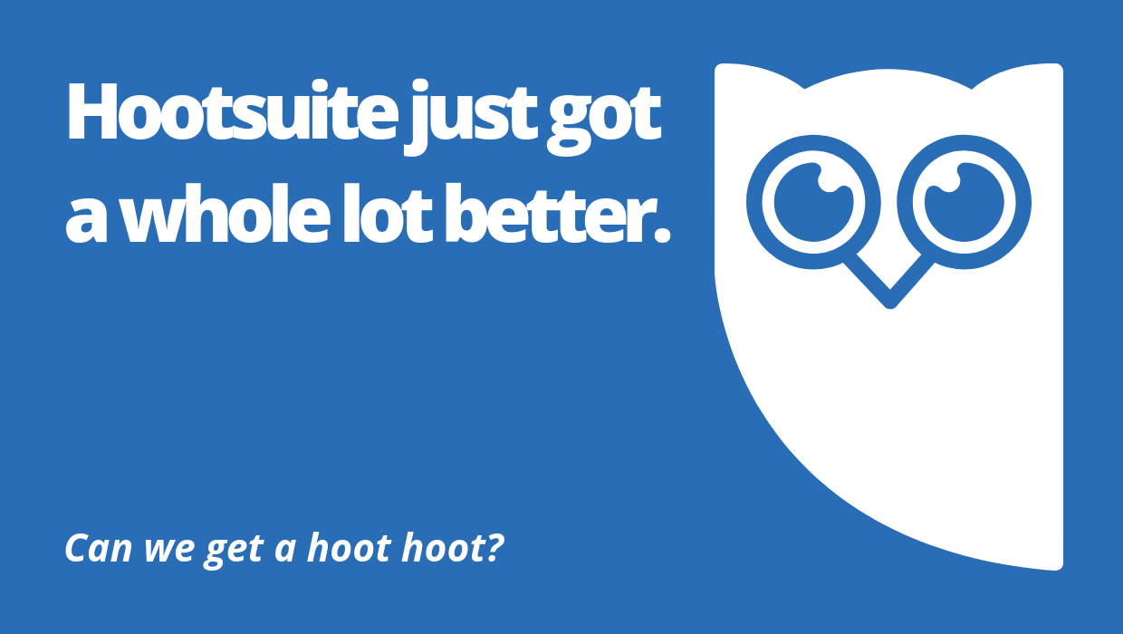 Hootsuite's Social Media Marketing Tool Just Got Better