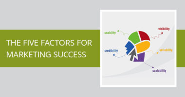 The Five Factors for Marketing Success