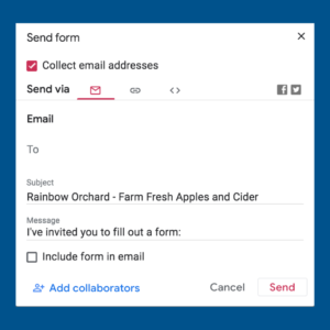 Google_Form_Send