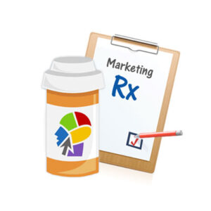 Web Marketing Therapy Marketing RX Clipboard