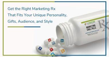 Get The Right Marketing Prescription
