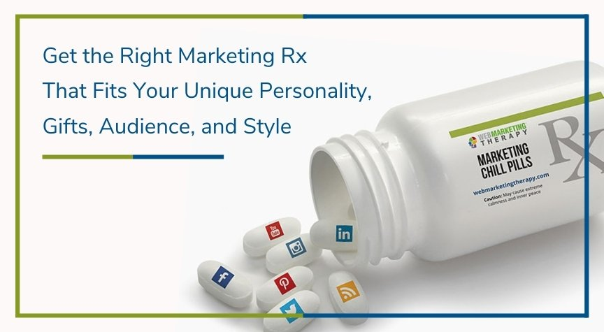Get The Right Marketing Prescription