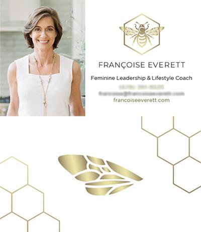 Everett Business Card